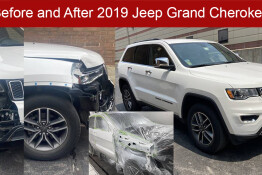 BCAUTO - Before and After 2019 Jeep Grand Cherokee